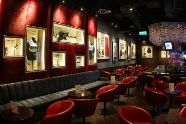 unique furniture from luxury interior design cafe 600x400 luxury interior design cafe