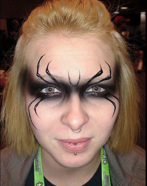 Spider eyes - Hallowen Adult                                                                                                                                                                                 Mehr