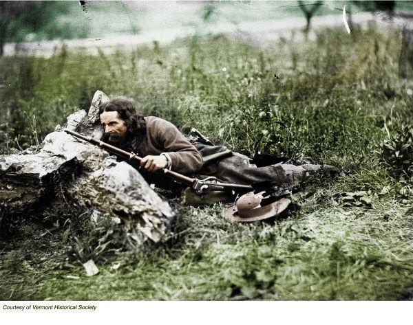 291 best 13 colorized civil war images on pinterest