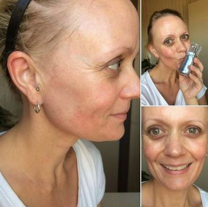 "People really start to get excited after about 3 to 4 weeks ESPECIALLY if you have taken your own personal before pics to compare the changes.  Here's another very happy lady, she's too excited not to share........  ""Just 4 weeks to the day of using my Luminesce Products, and for the first time in 20+ years I am ready to go out in public without make-up!!! God Bless Jeunesse!!!""  PM me if you want to start your experience with Luminesce. www.ilkesharratt.com"