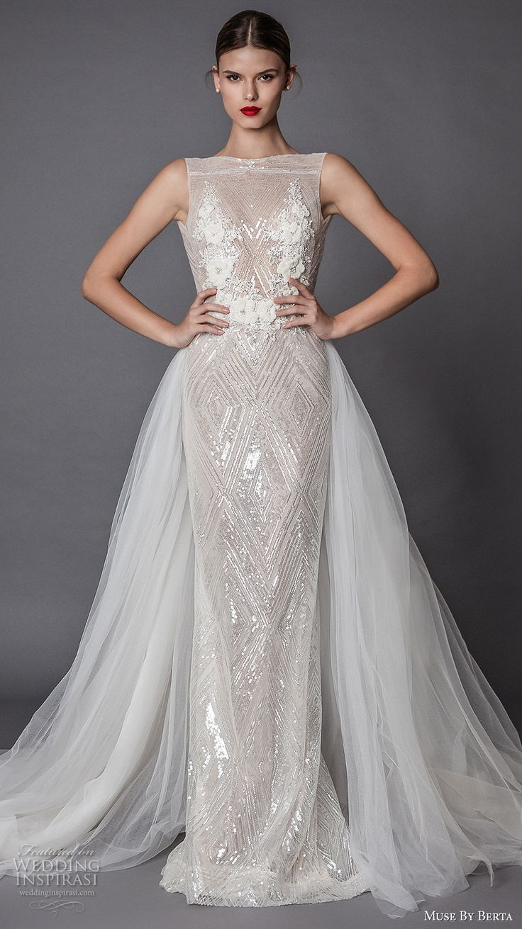 17 Best images about Wedding Dresses on Pinterest   Mark zunino ...