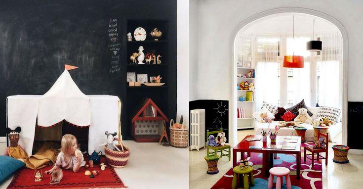 De beste idee n over kinder spelen op pinterest - Deco kamer kind gemengd ...