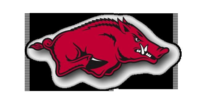 Primary Visual Mark for the University of Arkansas Razorbacks