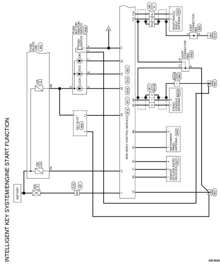 1999 Head Unit Wiring Diagram Nissan Altima Aftermarket ...