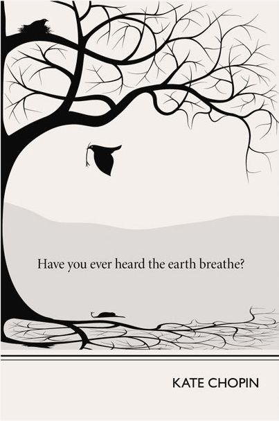 I can feel this piece. <3 -H Illustration, Kate Chopin Quote, Fine Art Prints, Art Posters