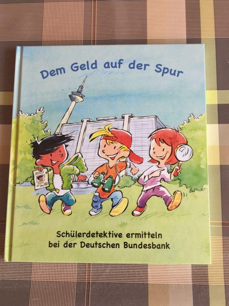 Gratis Kinderbuch Deutsche Bundesbank Kinderbücher