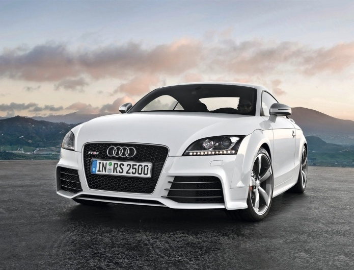 Win An Audi TT-RS Coupe - Ticket Price $7 - http://tidd.ly/ce6633f8