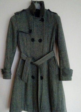 Kup mój przedmiot na #vintedpl http://www.vinted.pl/damska-odziez/plaszcze/15943999-plaszcz-frencz-gap-rozkloszowany-r-38