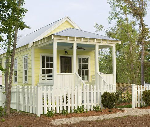 The Original Katrina Cottage House Plans Available 575