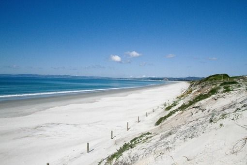 Ruakaka - Our camping spot every year in NZ :)