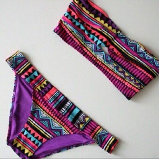 aztec bikini... Must have