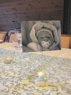 Annes Hjem: Fillip sin dåp ♥