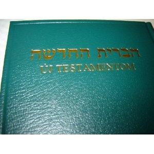 HEBREW - HUNGARIAN Bilingual New Testament / Heber - Magyar Nyelvu Ujszovetseg / Magyarorszag (Hardcover) http://www.amazon.com/dp/B004QMJ7IO/?tag=wwwmoynulinfo-20 B004QMJ7IO