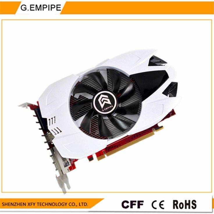 VGA Graphic Cards Radeon R7 350 2GB GDDR5 Tarjeta Grafica Scheda Video Placa De Video