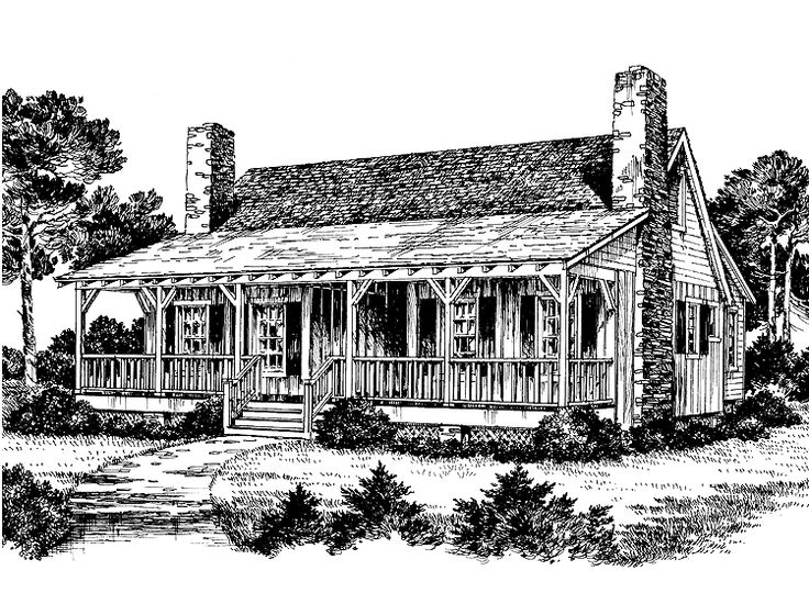 1000 images about dogtrot on pinterest small modern for Dogtrot house plans modern