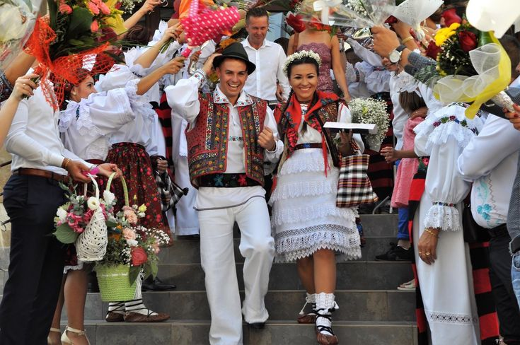 Lavinia Gabriela Roman și Dumitru Ivasco. Nuntă tradițională în Borșa, Maramureș
