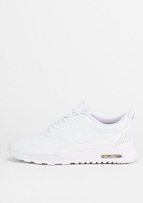 NIKE loopschoenen Air Max Thea wit / wit