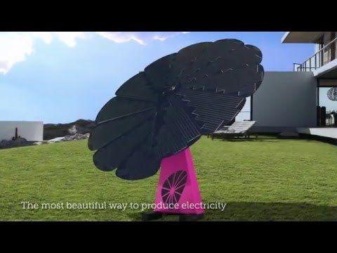 Smartflower seguidor solar