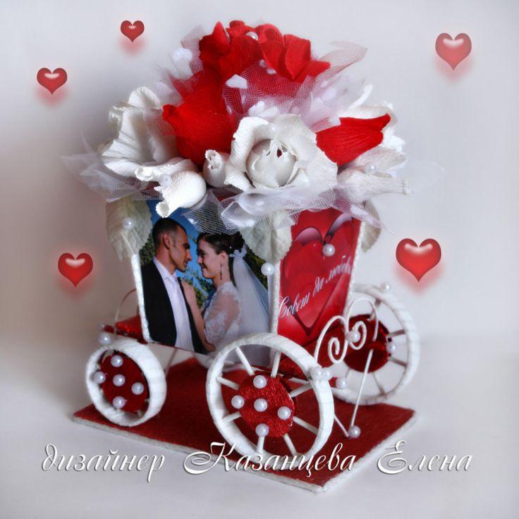 Gallery.ru / Фото #16 - свадебные композиции с конфетами - kazantceva