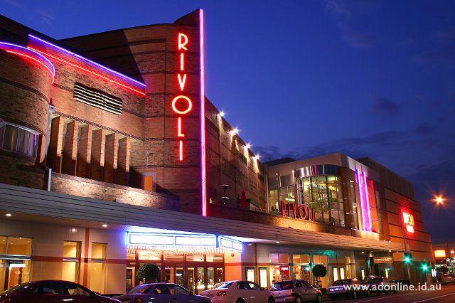 Rivoli Cinema in Camberwell