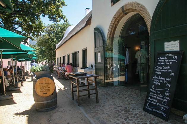 Jonkershuis Restaurant  http://citysightseeing-blog.co.za/2015/03/21/historical-groot-constantia-cape-town/