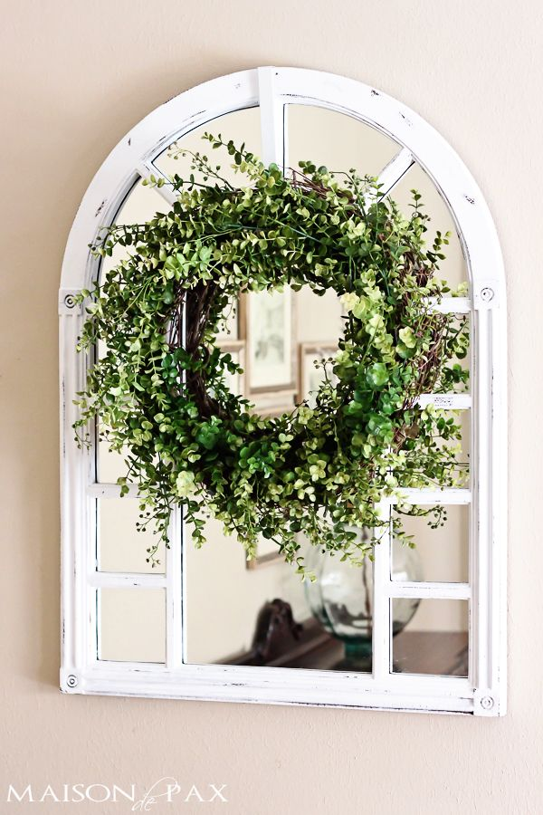 Create your own gorgeous eucalyptus wreath for a FRACTION of the cost of buying…