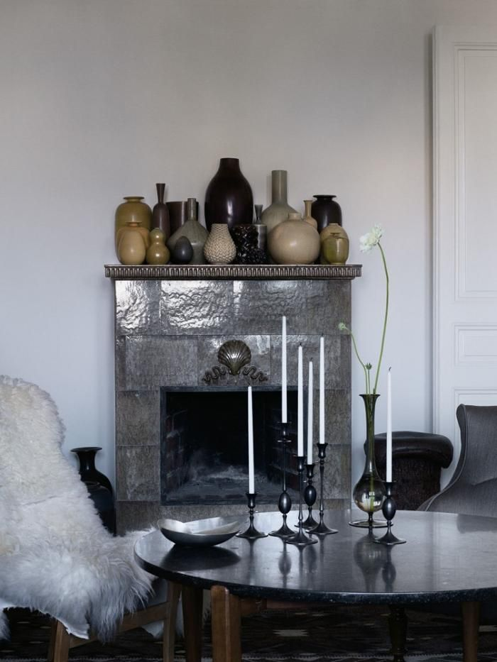 online store sale mirrored fireplace  Dream Home