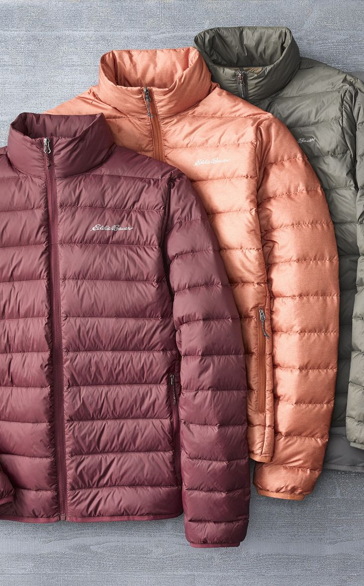 Men's CirrusLite Down Jacket | Ultralight and packable, this down jacket provides superior warmth that compresses for easy travel.