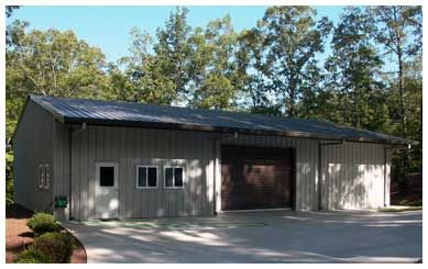 Pinterest the world s catalog of ideas for Metal garage with living quarters