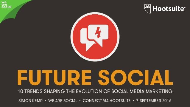Future Social: 10 Key Trends in Social Media