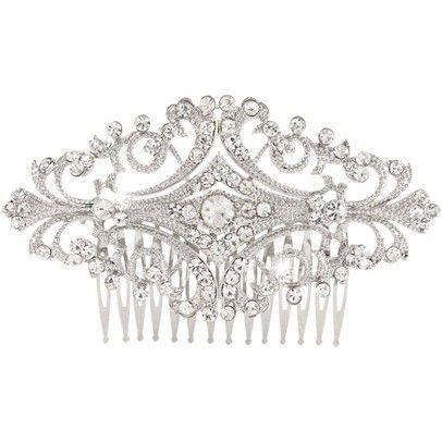 Swarovski Vintage Elegance CombOzsaleER288-silver