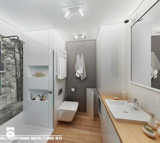 Aranżacje wnętrz - Łazienka: łazienka - More IN. Przeglądaj, dodawaj i zapisuj najlepsze zdjęcia, pomysły i inspiracje designerskie. W bazie mamy już prawie milion fotografii!