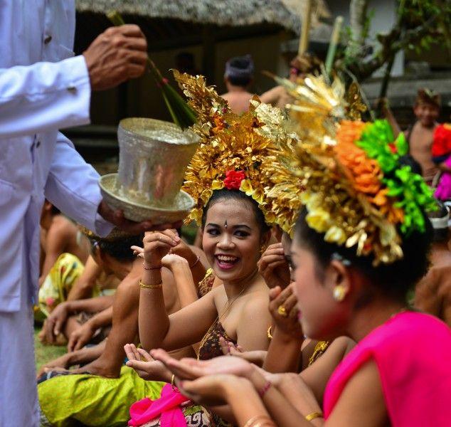 Ceremony Bali