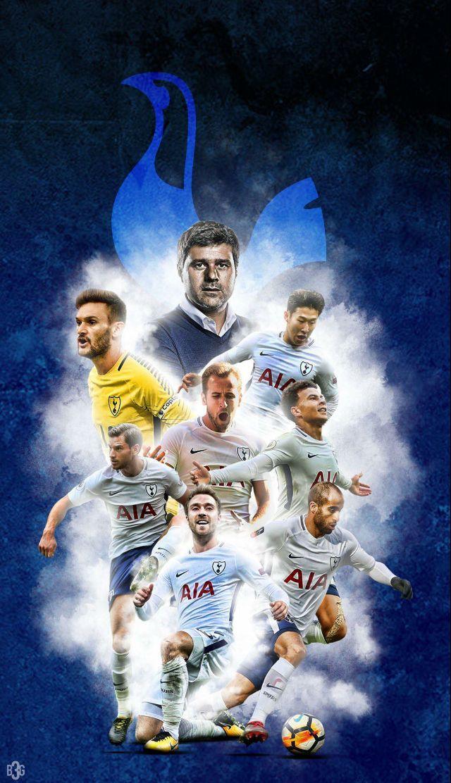 Tottenham Football Art Tottenham Logo Poster Club Wallpaper Players Jogadores De Futebol Melhores Jogadores De Futebol Futebol Soccer