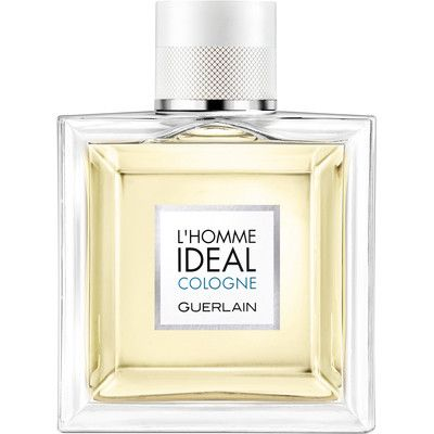 The ideal man is a myth. His fragrance, a reality. Guerlain decodes men's aspirations and creates for them a concentrate of ideal.  The ideal cologne? It has the energy of citrus, the charm of fresh, masculine almond and the classic loyalty of a musk and vetiver blend. Three elements which will turn you into the ideal man: sought-out and much-coveted. The ideal bottle? Masculine, luxurious, distinguished. The box, with its bold twist of vibrant blue, comes equipped with a flash code that…