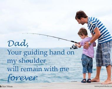 GREAT QUOTES ABOUT LOSING A FATHER image quotes at relatably.com
