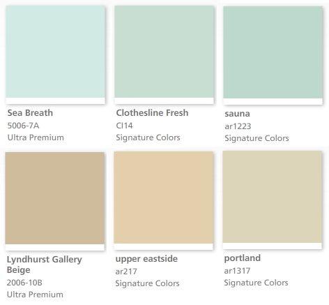 Valspar Lowes Paint Colors Clothesline Fresh Cl14 And Portland Ar1317 Both Signature