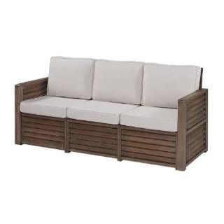 Check out the Home Styles 5516-61 Barnside Three Seat Sofa