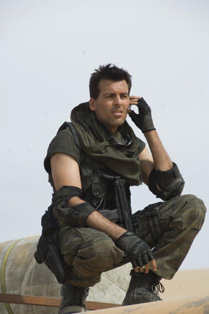 Ali Larter in Resident Evil: Extinction (2007)