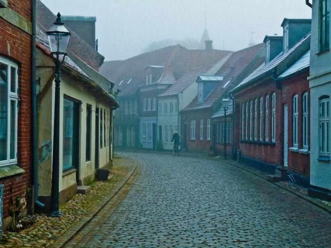 The 10 Most Beautiful Towns in Denmark