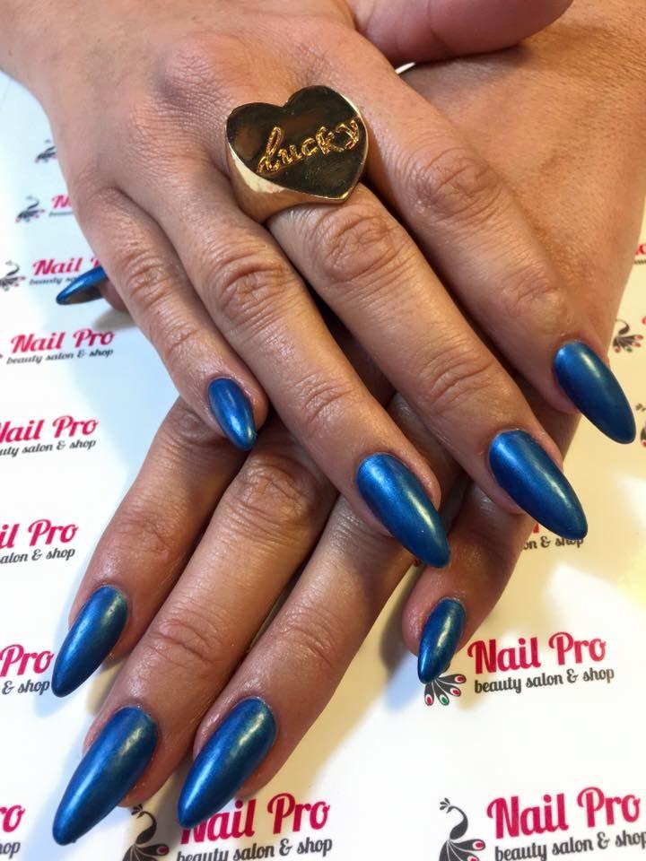 #nailprocare #somfis #nailart #blue