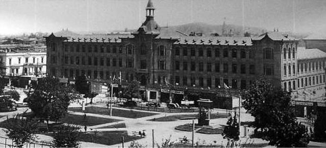 liceo de hombres de Concepcion antes de 1960 by santiagonostalgico, via Flickr