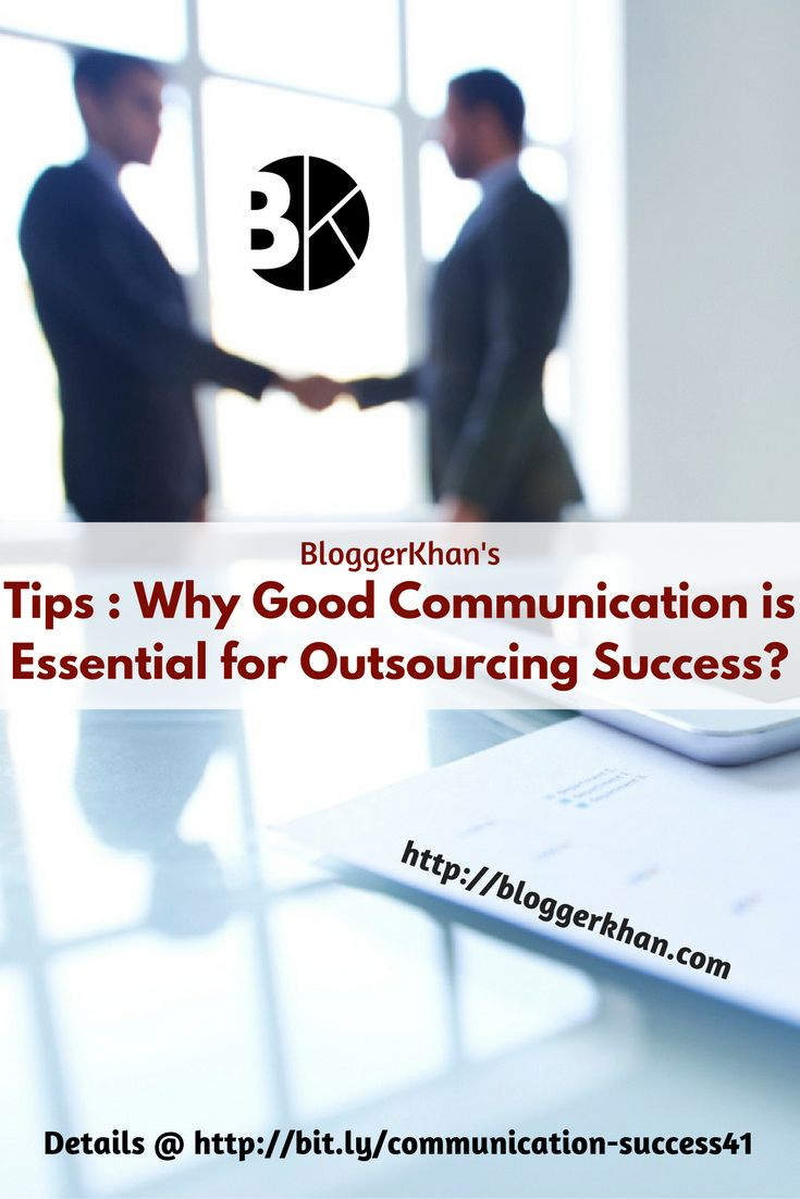 The core reason for outsourcing is saving money. It is expensive to hire someone full time especially if the volume of work isn't enough to justify a full time person.  #outsourcingsuccess #goodcommunication #outsourcingcommunication