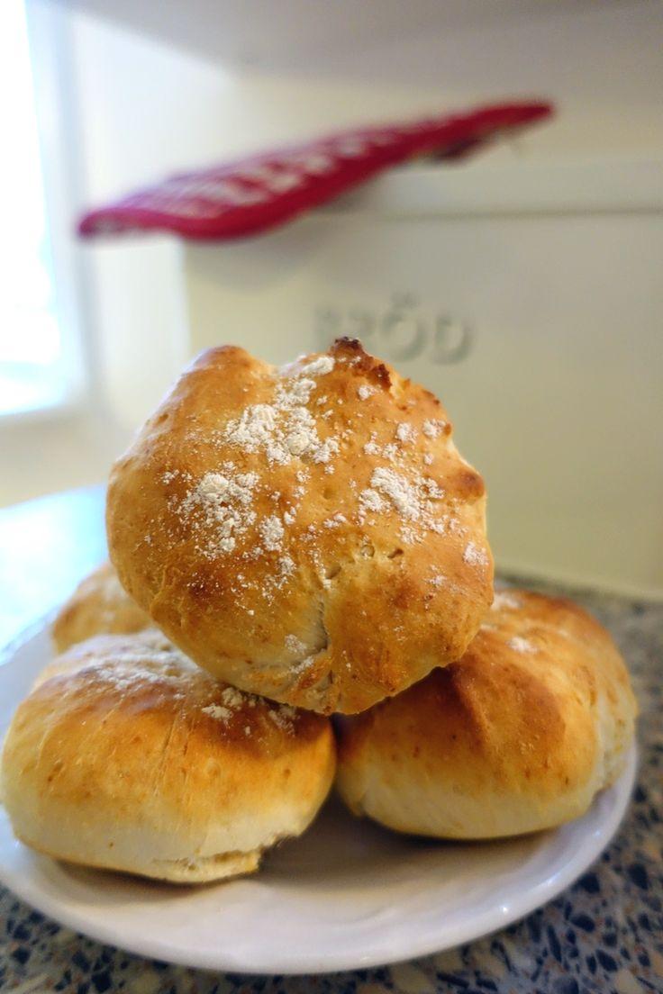 Bröd i all hast