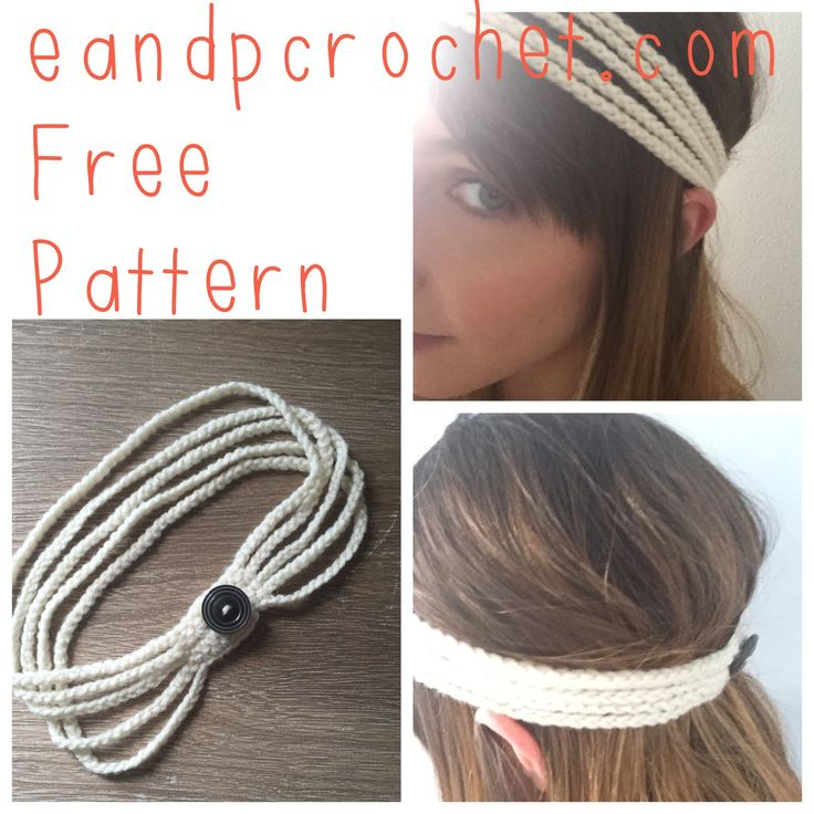 109 besten yarn love. crochet. headbands. Bilder auf Pinterest ...