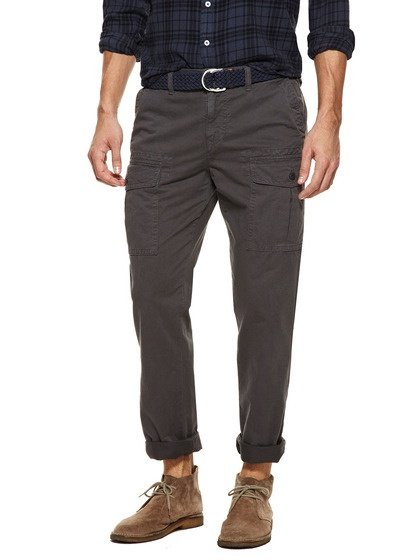Slim-Fit Cargo Pants by Save Khaki on Gilt.com