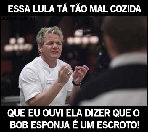 Ramsay, delicado!