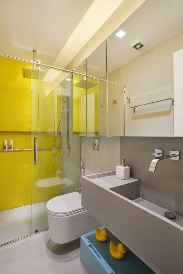 Apartamento elegante e contemporâneo (Foto: Divulgação)