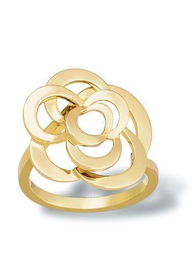 Bague Camélia, Chanel - Camélia Chanel Joaillerie - Joaillerie: bijou culte - Bijou emblématique