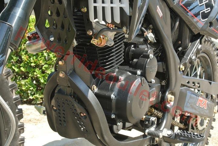 Dirt Bike 4-stroke